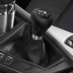 BMW M Leder-Schaltknauf 1er F20 F21 2er F22 F23