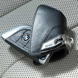 BMW Schlüsseletui 2er F45 F46 7er G11 G12 X1 F48 X5 F15 X5M F85 X6 F16 X6M F86