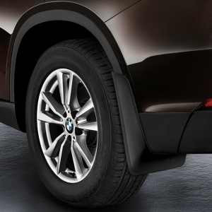 BMW Schmutzfänger hinten X5 F15