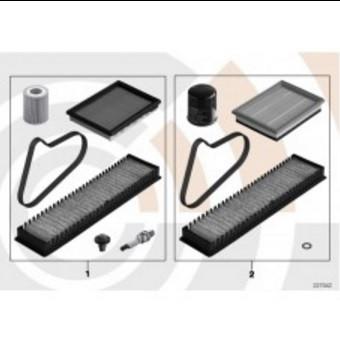 MINI Inspektion II Service Kit R50 R52 ohne Klimaanlage / mit Automatikgetriebe ab 07/2004