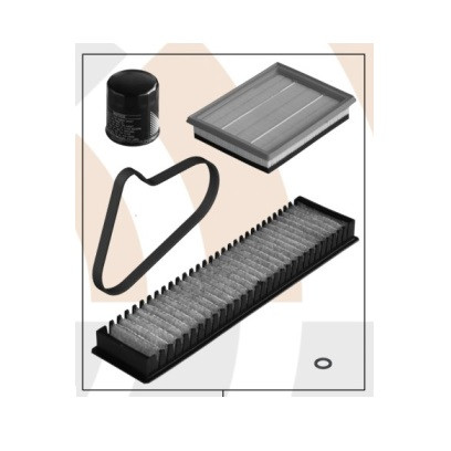 MINI Inspektion 2 Service Kit R50 ohne Klimaanlage
