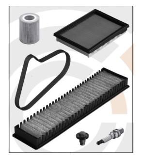 MINI Inspektion II Service Kit R52 R53 mit JCW Kit
