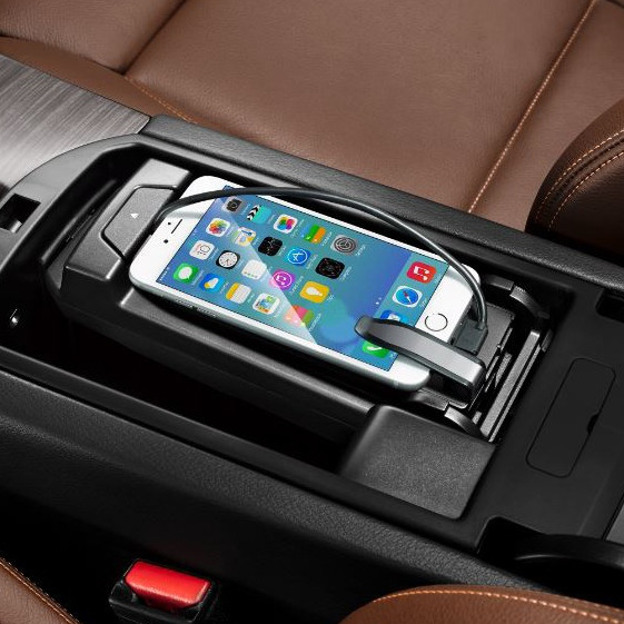 BMW Snap-In Adapter Music/Media für iPhone Geräte mit Lightning Stecker