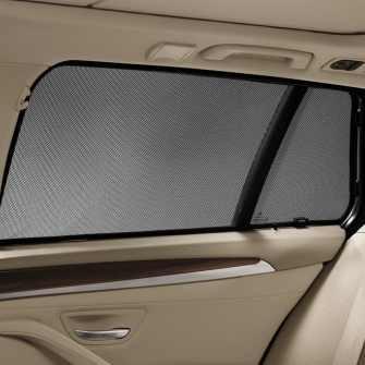 BMW Sonnenschutz einteilig Seitenscheibe hinten X1 F48