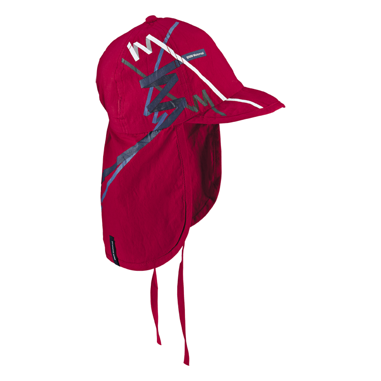 BMW Strandmütze Logo,Kinder, rot