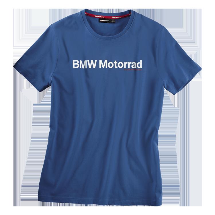 BMW T-Shirt Logo, Herren, blau