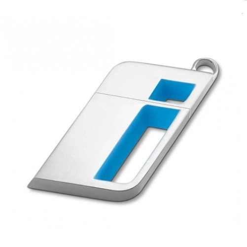 BMW i USB Stick 16 GB blau/grau