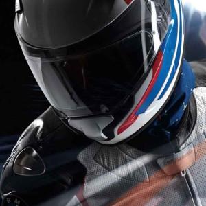 Kinnspoiler für BMW Helm Sport