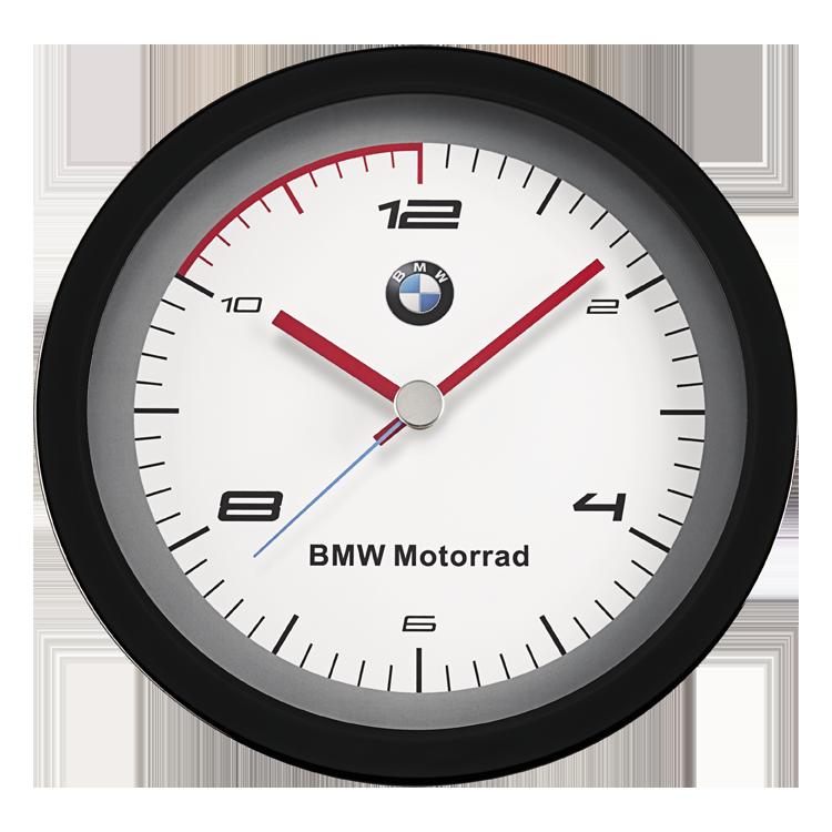 BMW Wanduhr Logo