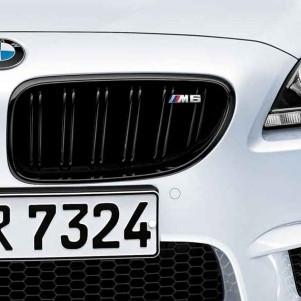 BMW M Performance Frontziergitter schwarz M6 F06GC F12 F13