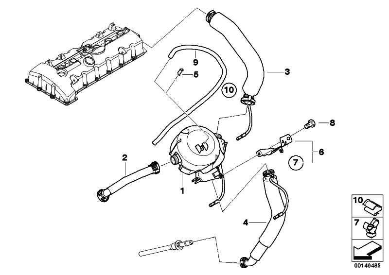 1998 Toyota 4runner 3 4 V6 Gas Wiring Diagram  ponents On Diagram furthermore 1972 Bmw Distributor Wiring besides 2000 Ford Explorer Windshield Washer Pump Location in addition Olabscheider 1er 3er 5er 6er 7er Z4 11617531423 likewise Honda Accord Oil Filter Housing. on bmw 325i hose diagram