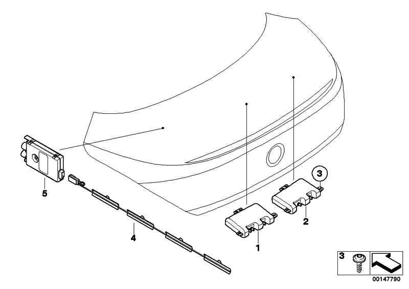dab antenne 6er 65206970928. Black Bedroom Furniture Sets. Home Design Ideas