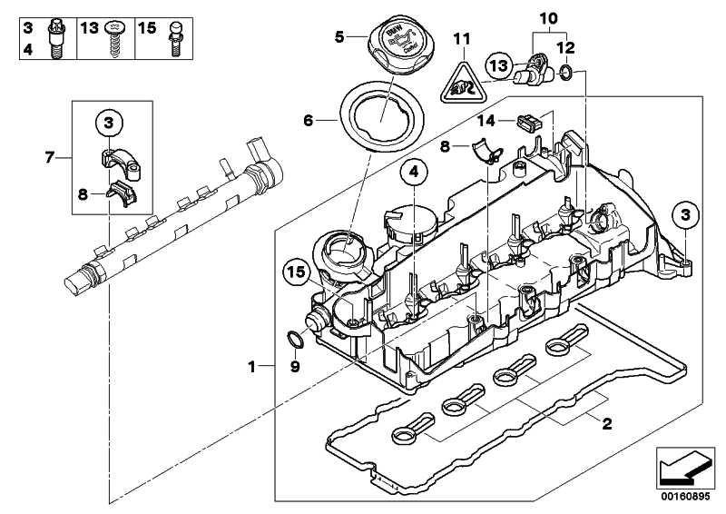 Original BMW 11428506412 O-Ring 25X3,8 1er 3er 5er X1 X3