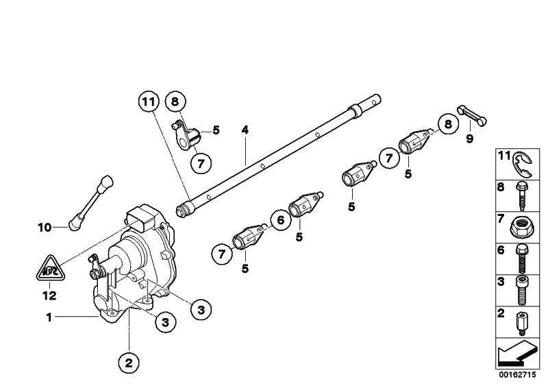 Stellmotor 3er 13627838085 Leebmann24 De