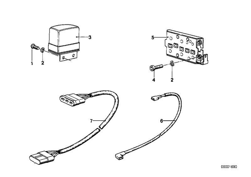 HELLA 5DR 004 243-111 Generatorregler 14,4V Nennspannung