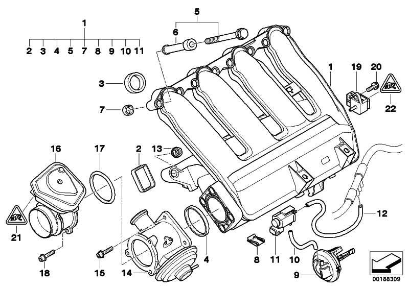e61 engine diagram irs bbzbrighton uk Truck Wiring Diagrams agr ventil 1er 3er 5er 7er x3 x5 x6 11717804382 bmw e61 e61 furry