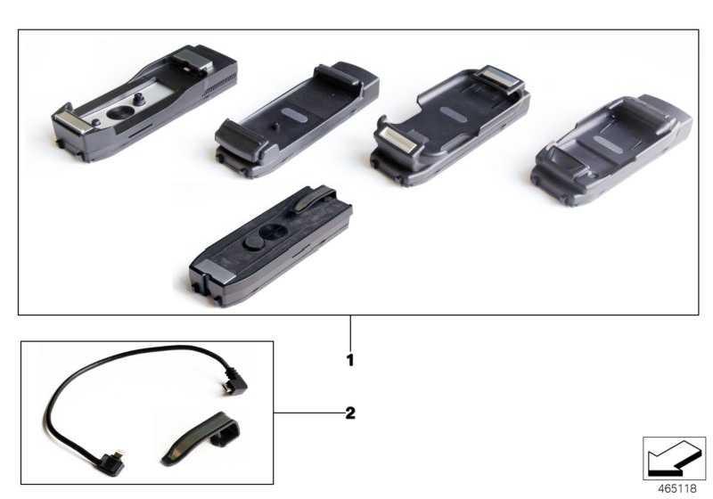 snap in adapter universal ersatzteile lightning typ1 1er. Black Bedroom Furniture Sets. Home Design Ideas
