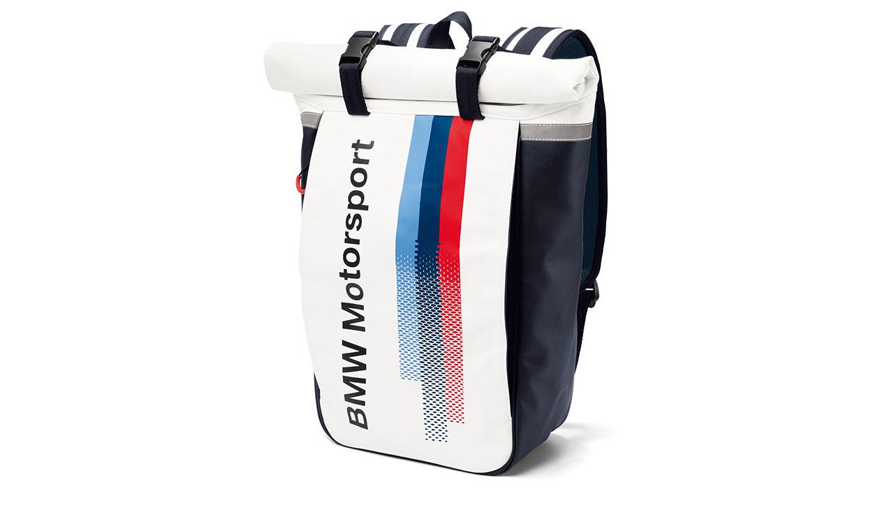 bmw motorsport rucksack. Black Bedroom Furniture Sets. Home Design Ideas