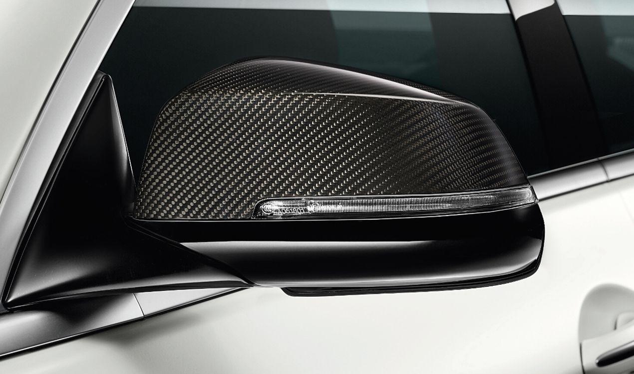 Bmw M Performance Außenspiegelkappe Carbon 5er F07 F10 F11 6er F06