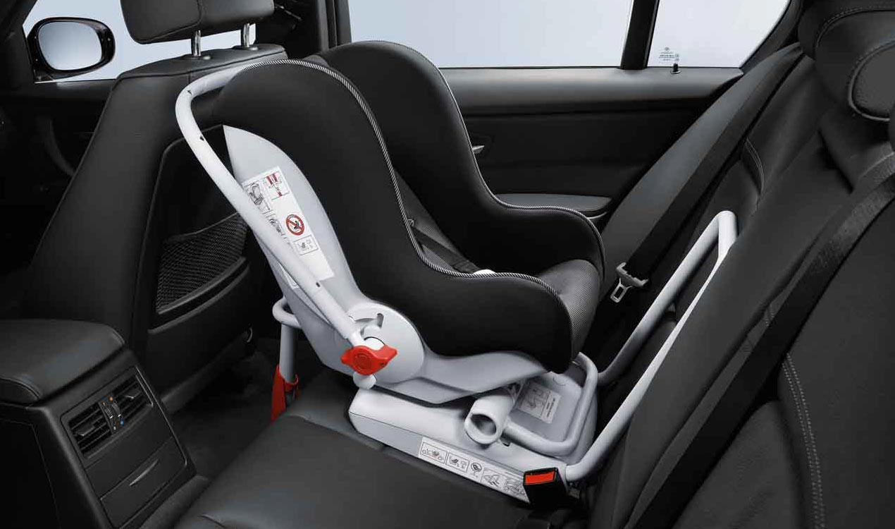 bmw baby seat 0 mit ohne isofix. Black Bedroom Furniture Sets. Home Design Ideas