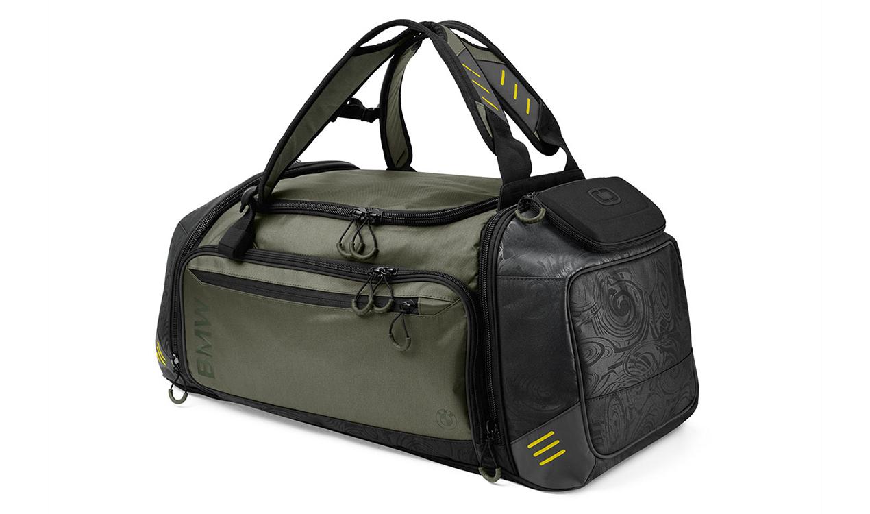 bmw active sporttasche. Black Bedroom Furniture Sets. Home Design Ideas
