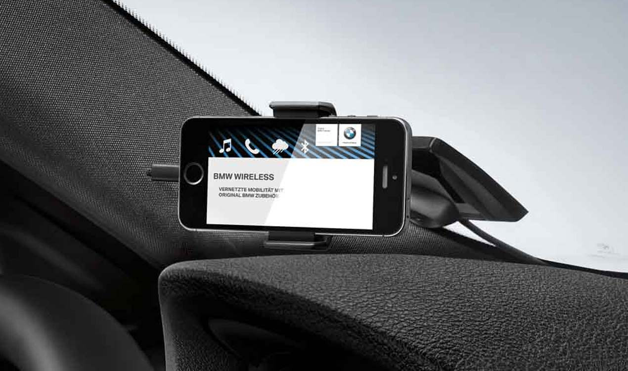 Bmw Click Amp Drive Smartphone Halter Iphone 5 Samsung