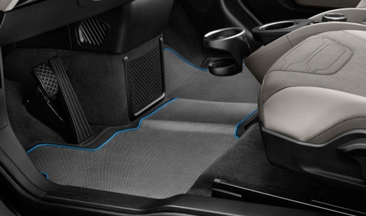 BMW i3 Allwetter Fußmatten vorne - leebmann24.de