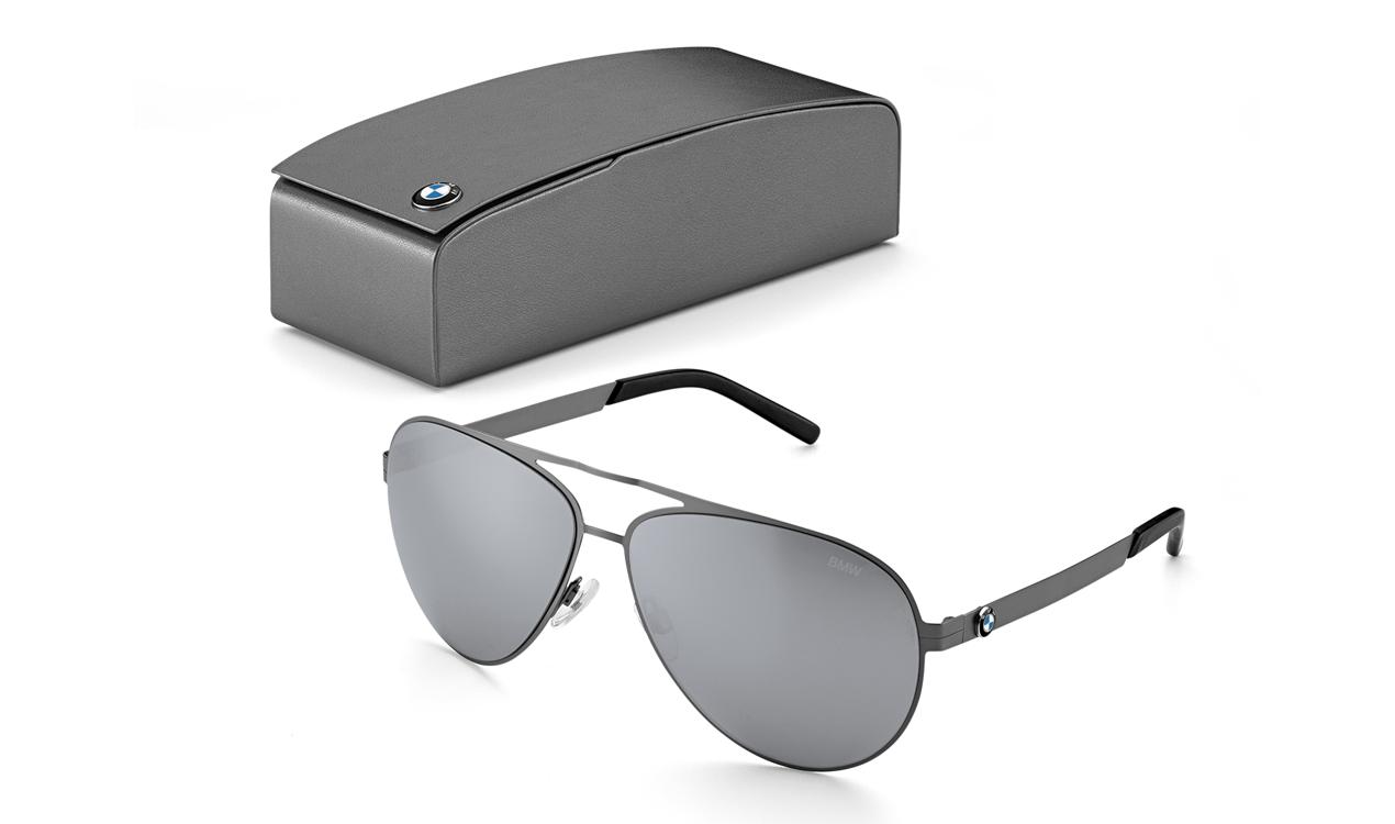 bmw iconic sonnenbrille gunmetal. Black Bedroom Furniture Sets. Home Design Ideas