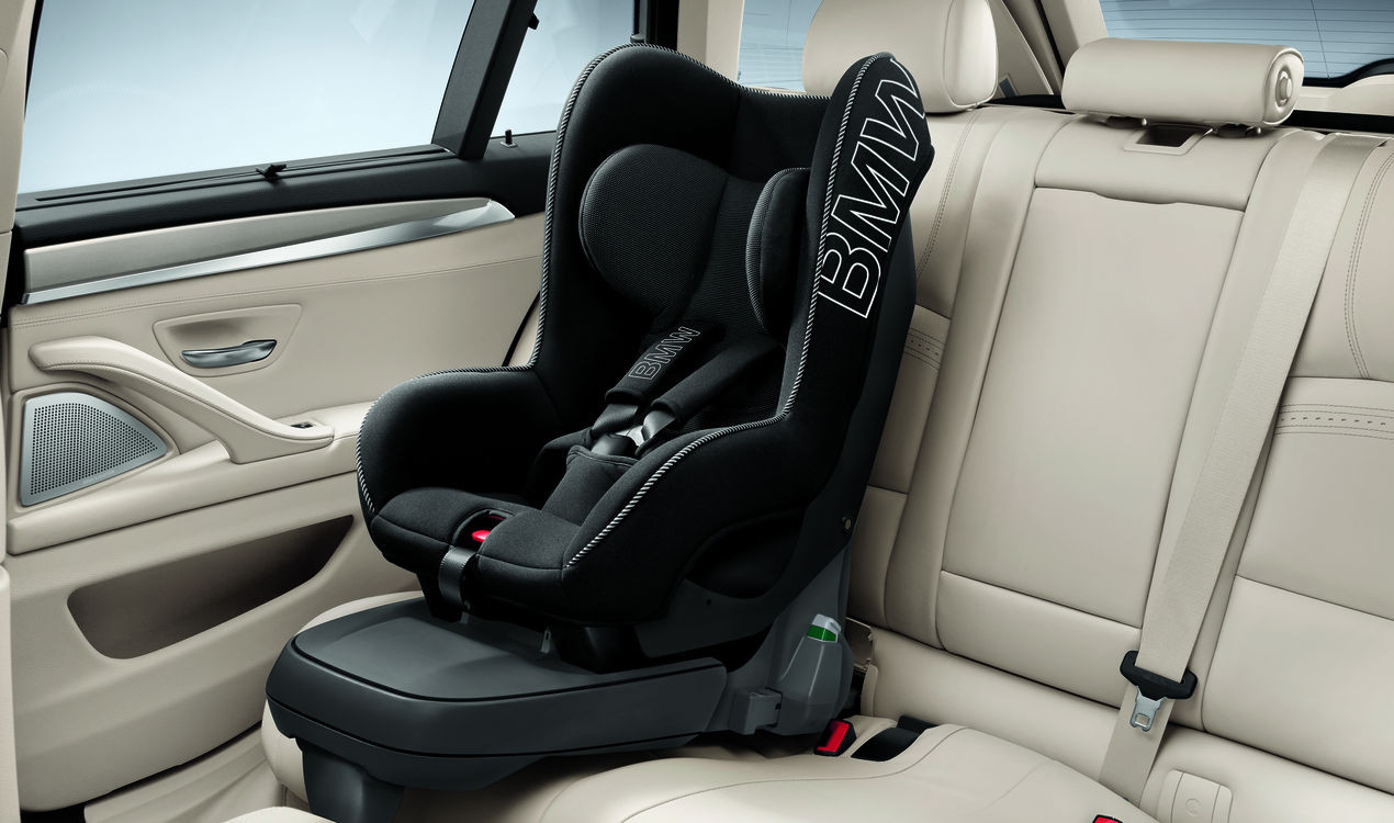 Junior Car Seat Isofix