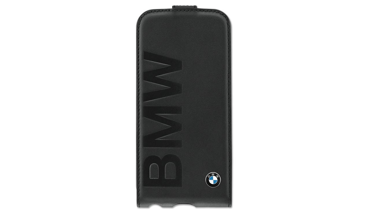 bmw handy klapph lle iphone 6 plus schwarz