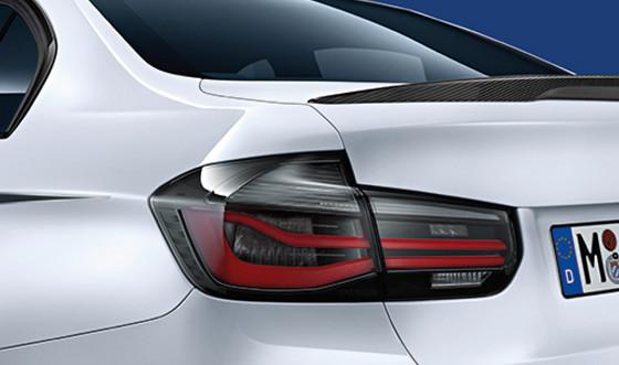 Original BMW 1er F20 F21 M Performance Heckleuchten Blackline Rückleuchten LED