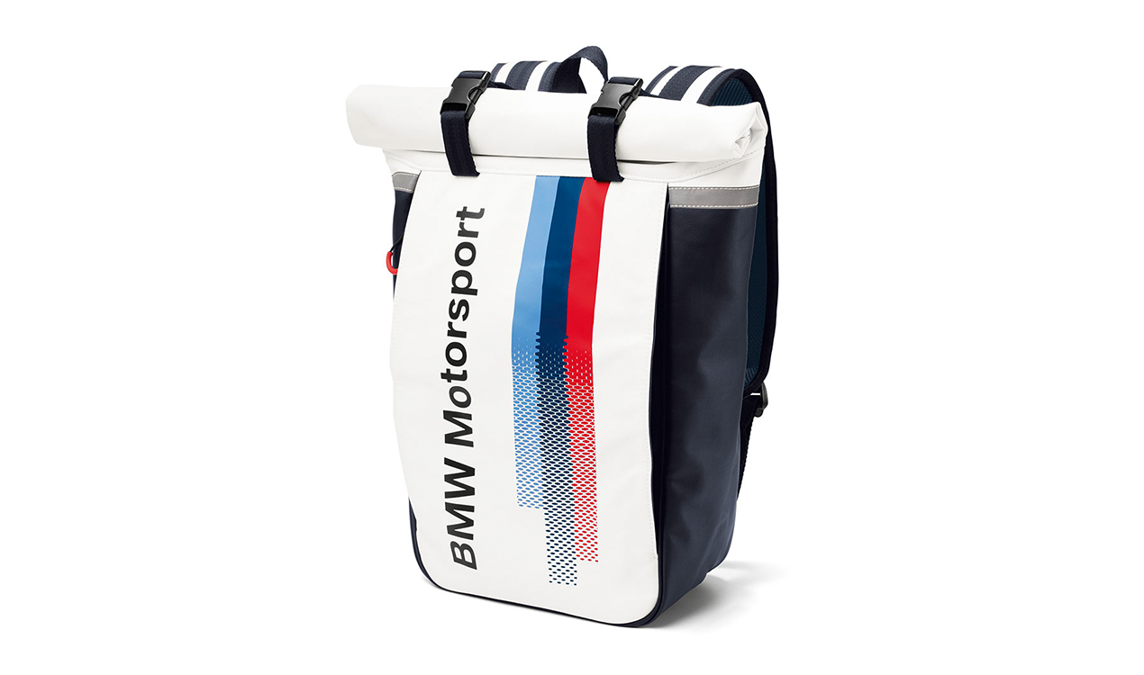 bmw motorsport rucksack. Black Bedroom Furniture Sets. Home Design Ideas