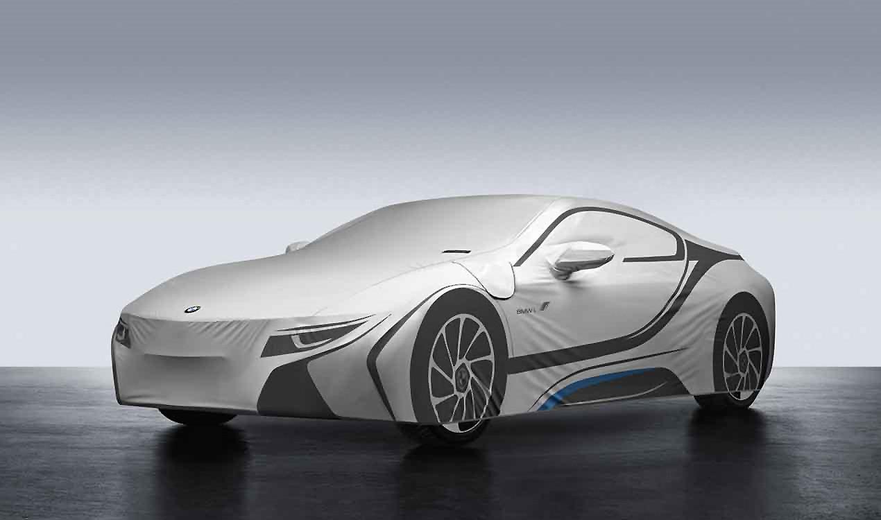 Bmw Car Cover Future I8 Leebmann24 De