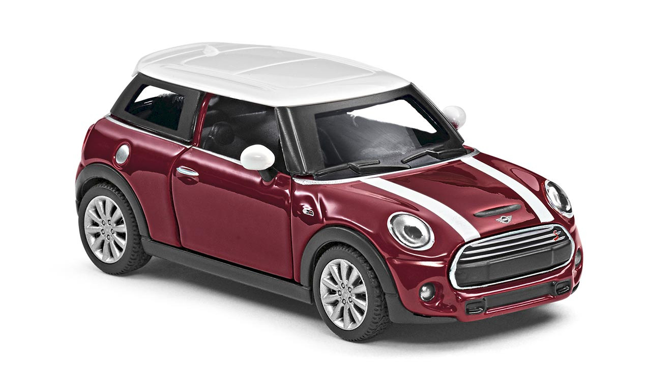 mini f56 cooper s miniatur. Black Bedroom Furniture Sets. Home Design Ideas