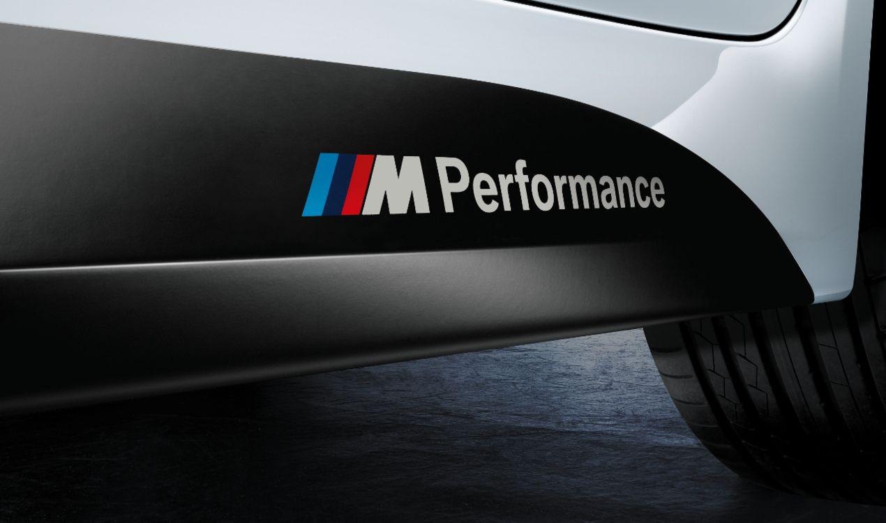 Bmw M Performance Folien F 252 R Die Seitenschweller 5er F10