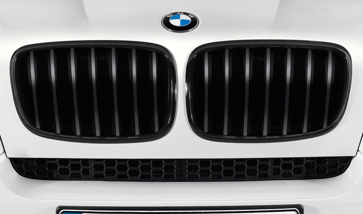 BMW M Performance Heckspoiler X6 E71 E72 Hybrid Grundiert Orig