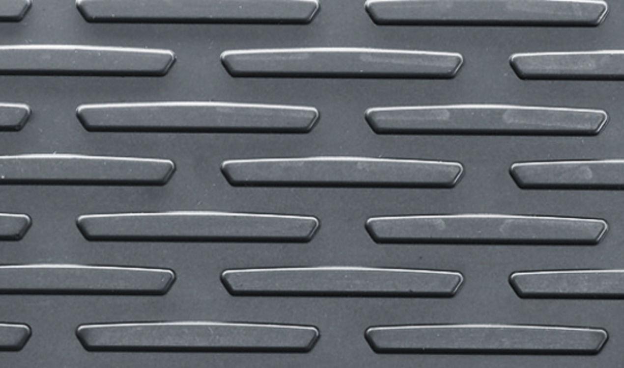 ORIGINAL BMW Gummimatten Fußmatten Automatten Satz 1er E81 E87 E88 E82 VORNE
