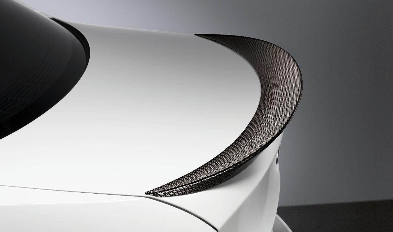 bmw performance heckspoiler carbon ii 3er e90 limousine. Black Bedroom Furniture Sets. Home Design Ideas