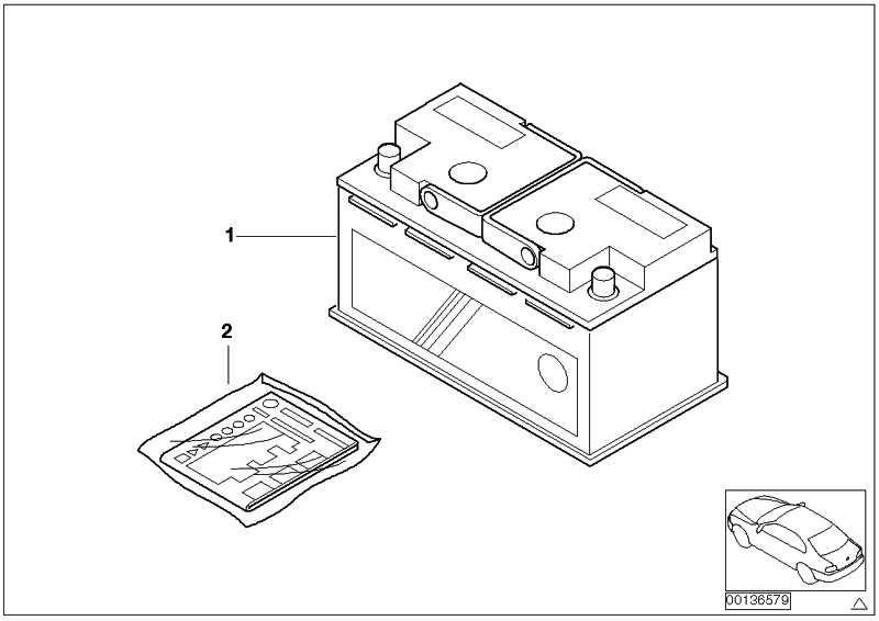 original bmw agm batterie 80 ah 1er 3er 5er x1 x3 z4. Black Bedroom Furniture Sets. Home Design Ideas