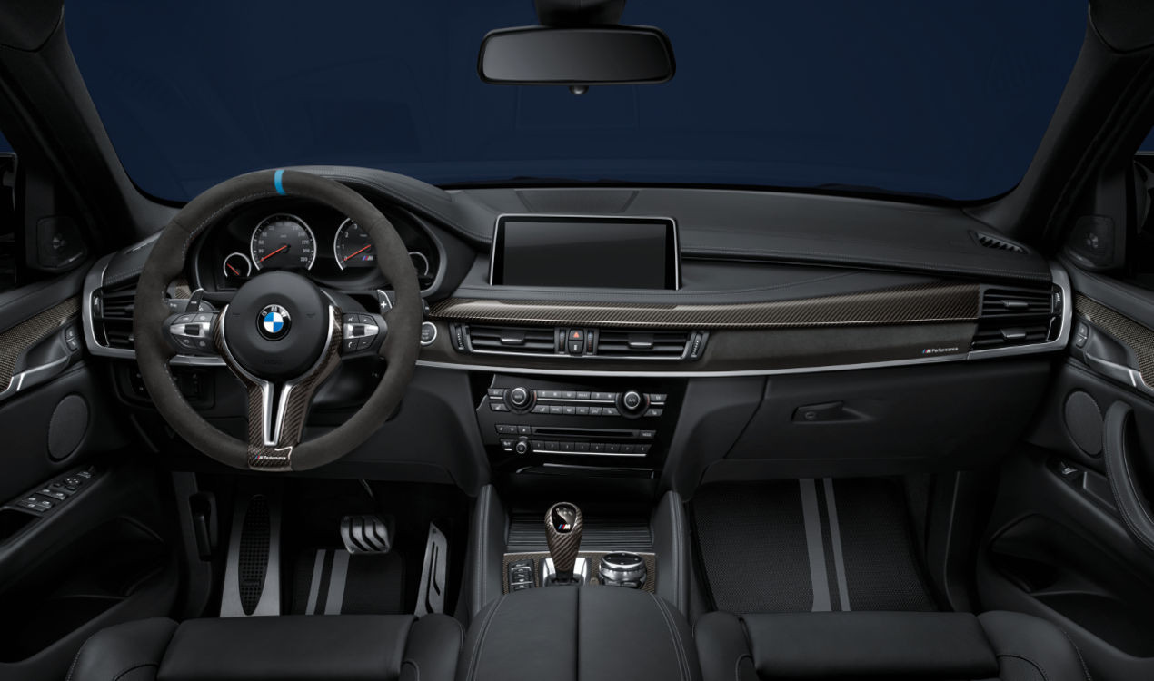Bmw M Performance Interieurleisten Carbon X5 F15 X5m F85