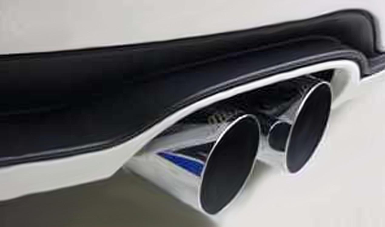 bmw m performance blende sto f nger hinten grundiert 1er. Black Bedroom Furniture Sets. Home Design Ideas