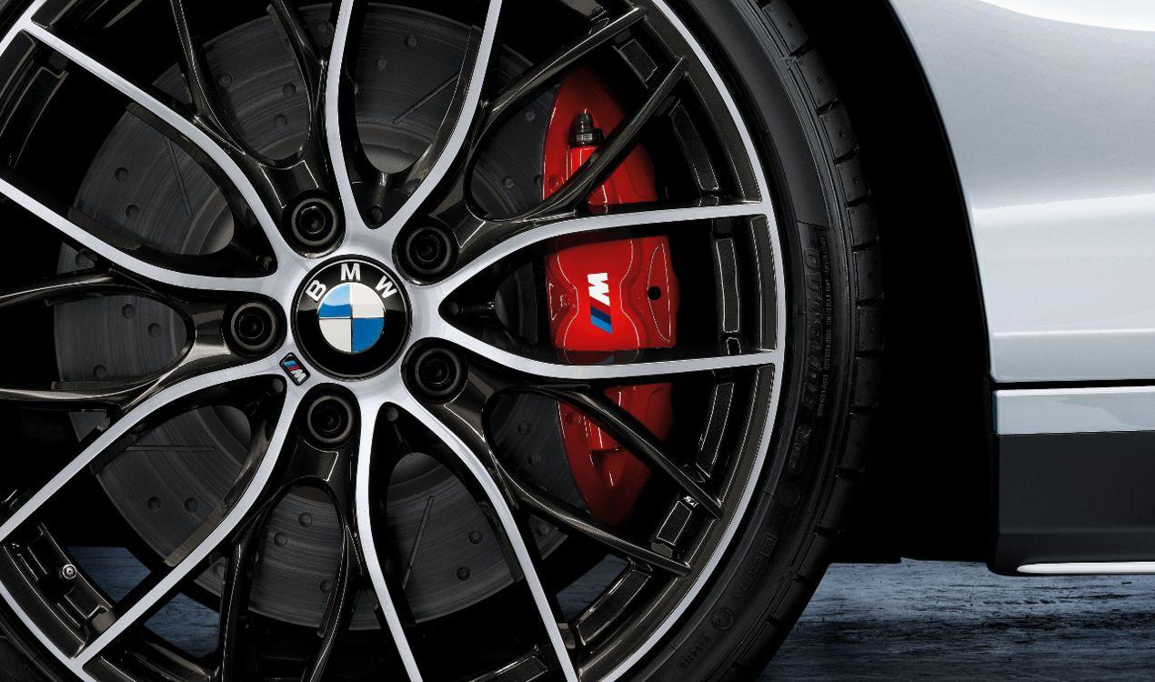 TRW BREMSKLÖTZE BREMSBELÄGE BREMSBELAGSATZ VORDERACHSE BMW 1ER 3ER