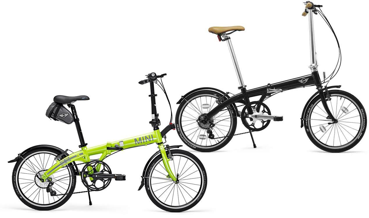mini folding bike - leebmann24.de