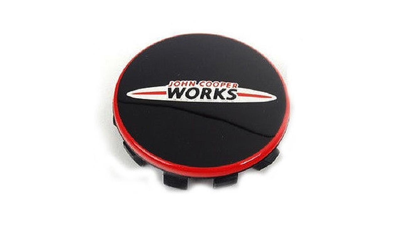 mini nabenabdeckung john cooper works design f54 f55 f56. Black Bedroom Furniture Sets. Home Design Ideas