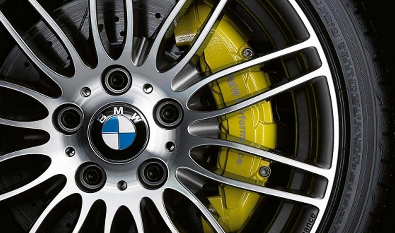 Bmw Performance Bremsanlage Vorder Und Hinterachse E90