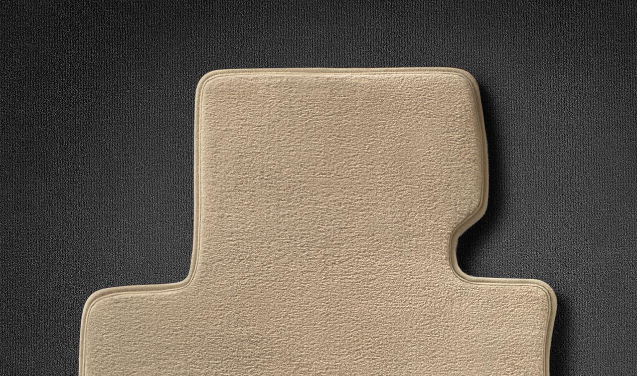 Großartig Fußmatte Beige Foto Von Bmw Fußmatten Velours Satz Vorne/hinten 3er E92