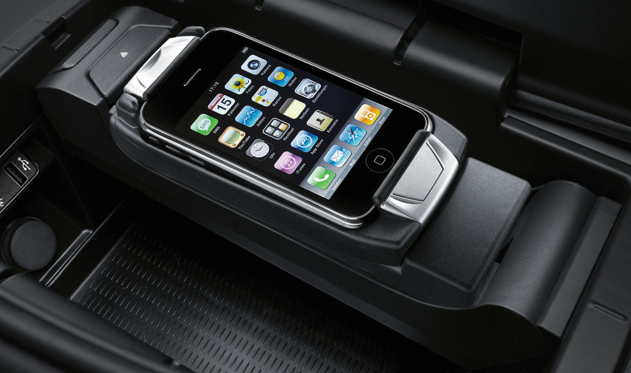 bmw mini snap in adapter media apple iphone 4 4s. Black Bedroom Furniture Sets. Home Design Ideas