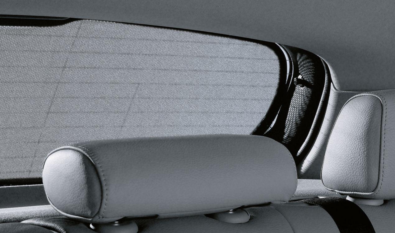 72,49 € Original BMW Sonnenschutz für die Heckscheibe 1er E87 UPE