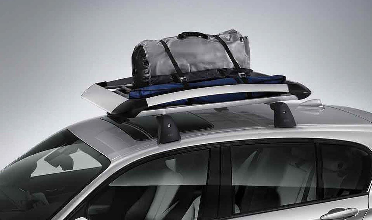 X6 M F86 Relingträger Dachträgersystem für BMW X6 F16