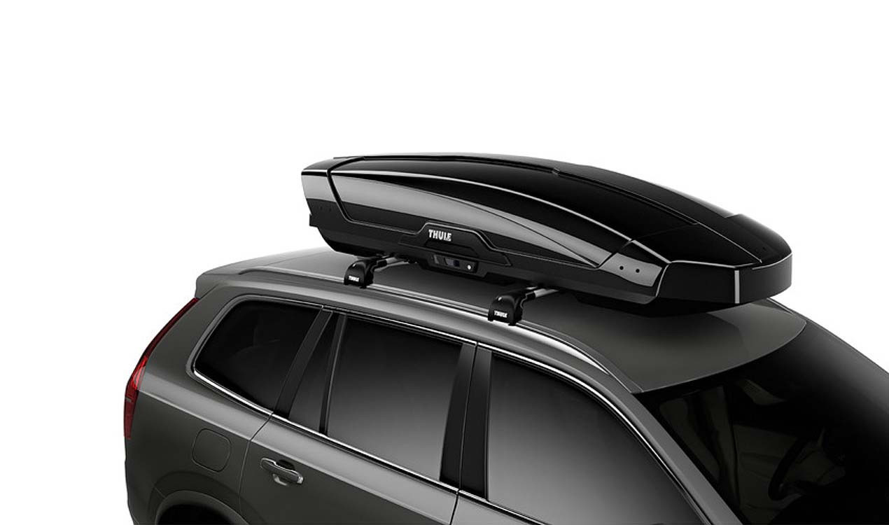thule dachbox motion xt xl. Black Bedroom Furniture Sets. Home Design Ideas